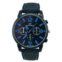 Cheap masculino, Buy Quality masculinos relogios directly from China masculino watch Suppliers: men's Watches Quartz Watch Men Fashion Stainless Steel Sport Cool Quartz Hours Wrist Analog Watch relogio masculino Rugged Style, Style Men, Male Style, Mens Sport Watches, Watches For Men, Men's Watches, Wrist Watches, Cheap Watches, Jewelry Watches