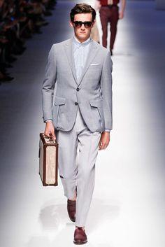 Canali Spring/Summer 2016 Menswear