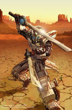 Transformers - Drift
