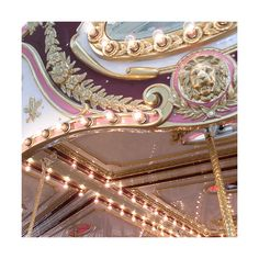 The Princess Blog, dreamsmaylinger:Carousel lights (by kestrana) ❤ liked on Polyvore featuring pictures, backgrounds, icons, photos, pics and fillers