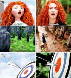 Pixar Movies, Ouat, Once Upon A Time, Game Of Thrones Characters, Wonder Woman, Superhero, Brave Merida, Movie Posters, Fictional Characters