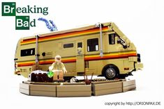 Watch the LEGO Breaking Bad The Video Game Parody