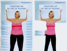 #WeightWatchers Magazine Rip out | Brought to you by Shoplet.com