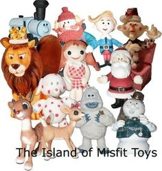 Island Of Misfit Toys Toys - Bing Images