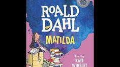 roald dahl audiokniha - YouTube Roald Dahl, Kate Winslet, Doraemon, Matilda, Elsa, Artwork, Books, Youtube, Work Of Art