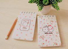 sweet molang notepads