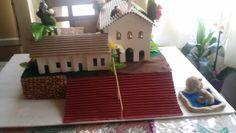 California mission  San Luis obispo de tolosa 4th grade project