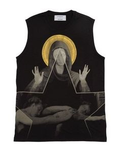 30872cb0e8c Givenchy for Lane Crawford. Champion an iconic designer-style for a good  cause with this printed sleeveless cotton unisex T-shirt. The collection of  limited ...
