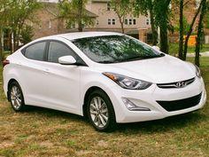 2015 Hyundai Elantra SE Quartz White Pearl Stock #15120