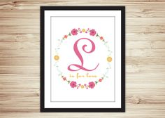 L is for Love  Poster   INSTANT DOWNLOAD by LiamsCorner on Etsy, $3.50