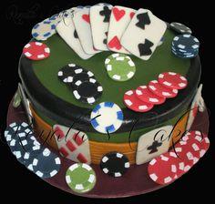 Poker Cake - Cake by Renata