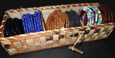 Oo la la, wrap bracelets!  Fair trade. Sold @ #LFMustardSeed
