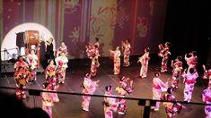 Baile Cultural Japones  2018
