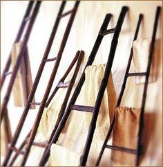 bamboo ladders - via cosmo creative: design crush- tucker robbins