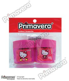 Sacapuntas X 2 Hello Kitty http://escritura.papelesprimavera.com/product/sacapuntas-x-2-hello-kitty-primavera/