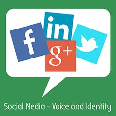 Social media: Voice and identity. Communicating and connecting with your audience; Aligning with expertise and trusted sources; Relationship-building online