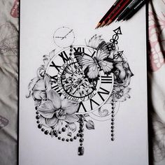 time is precious tattoo - Google Search