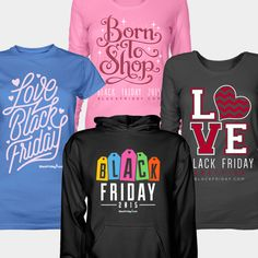 Share this post for a chance to win a FREE BlackFriday.com T-Shirt!