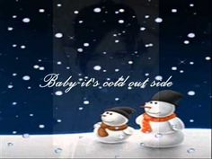 Dean Martin & Martina McBride - Baby It's Cold Outside (With Lyrics)