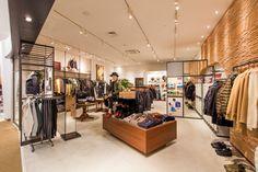 TRÊN cửa hàng bằng đồng không gian, Osaka -. Nhật Bản »Thiết kế bán lẻ Blog