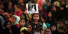 Prix Nobel de la Paix, une femme...  AFP/RIZWAN TABASSUM