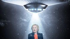 Terra X Ufos: Ativistas Animados Sobre possível Presidência Hillary por causa da Iniciativa Rockefeller