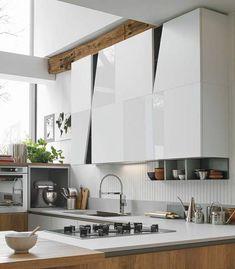 Кухня Infinity - мебель для кухни фабрики Stosa