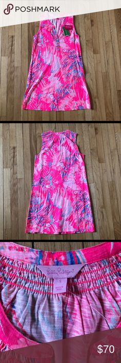 Lilly Pulitzer Essie dress Brand new Lilly Pulitzer Essie dress. Sold out online. Lilly Pulitzer Dresses