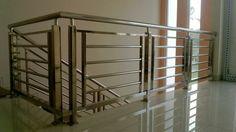 Railing tangga stainless steel  #stainless #furniture #homedecor