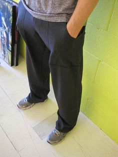 mens yoga pants with deep pockets by lululemon athletica