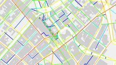Birmingham, Snow Hill Interchange | Space Syntax