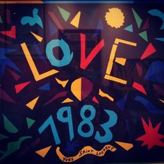 All we need is love ♪ ♬ ♭♪ ♪ ♬ ♭ For 35 years Yves Saint Laurent created posters to greet his friends. Absolutely in LOVE with the one he designed on the year I was born. Big love for people from 83!!!! #morocco #marrakech #yvessaintlaurent #yls #love #posters #1983 #allweneedislove #travel #travelgram #viagem #jardinmajorelle #83 loveandroad's photo on Instagram