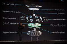 サムスン、360度3D撮影が可能なカメラ「Project Beyond」を発表