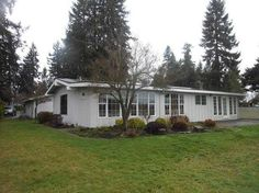 Latest 'Fannie Mae Homepath' foreclosure list for Thurston County Homes: https://www.homepath.com/listings/thurston-county-wa/list_v
