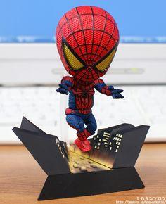 蜘蛛侠 Spiderman 黏土人
