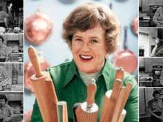Julia Child: the top-secret researcher in WWII and master of French Cuisine. Here's how to make the perfect French Onion Soup from the woman who also worked on shark repellent for the Allies!