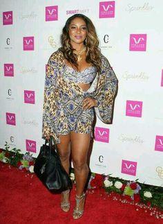Tamala Jones, Duane Martin, Vivica Fox, Warrior Princess, Celebs, Celebrities, Curvy Fashion, Sexy Women, Cover Up