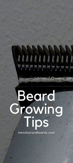 Here are five easy beard growing tips that will help you avoid the urge to trim! Help Beard Grow, Beard Growing Tips, Help Hair Grow, Hair Growing, Best Hair Loss Shampoo, Patchy Beard, Beard Growth Oil, Increase Hair Growth, How To Grow Natural Hair