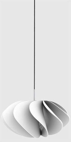 Lamina pendant lamp - Philipp Glass