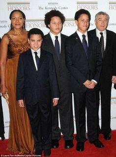 Robert De Niro married Grace Hightower in 1997. The couple ...