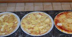 Pâte à pizza géniale, une recette de la catégorie Tartes et tourtes salées, pizzas. Plus de recette Thermomix® www.espace-recettes.fr