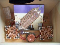 Orgone Manifest WISH MACHINE, Radionics Machine, Wish Box & Orgone Generator