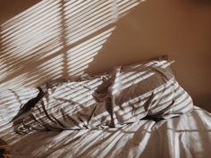 nadia's bedroom in the morning