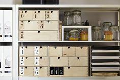 MOPPE miniladekast   #IKEA #DagRommel #ladekast #opberger #hout #kastje