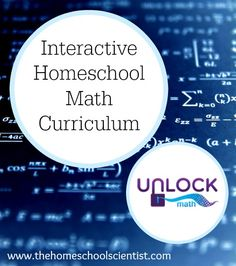 Benefits and uses of interactive online math curriculum - unlock math