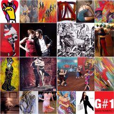 Vernissage le samedi 20 juin de l'exposition Bailar Tango de 18h à 22h suivi de Démonstration de Tango et défilé de mode de robes de Tango par le couturier créateur Zekico à 75015 Paris