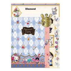 Sentimental+Circus+Letter+Set+-+Diamond