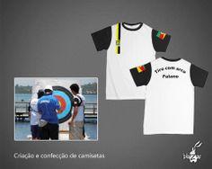 Camiseta Equipe de Tiro com arco do Rio Grande do Sul