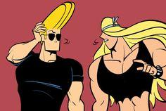 Johnny Bravo, Old Cartoons, Classic Cartoons, Old Cartoon Network, Uncle Grandpa, Hay Day, Samurai Jack, World Of Gumball, Cartoon Shows
