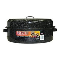 Covered Oval Roaster ** Want to know more, visit